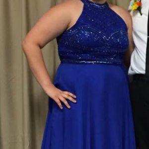 Prom dress size 19/20